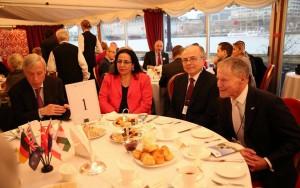 Büyükelçi Tuncalı, Çanakkale Anma Platformu ve Gallipoli and Dardanelles International'ın ortaklaşa düzenlediği, Büyük Britanya Parlamentosu Lordlar Kamarası'nda gerçekleşen etkinliğe katıldı