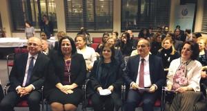 """Temsilciliğimizin kültür-sanat etkinlikleri kapsamında Kıbrıslı Türk Yönetmen Talat Gökdemir'in """"Haftasonu"""" isimli filminin gösterimi gerçekleştirildi"""