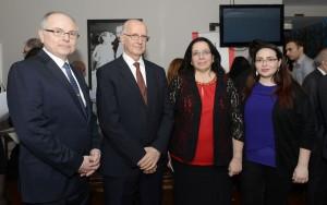 Büyükelçi Oya Tuncalı, Orta Doğu Teknik Üniversitesi (ODTÜ) Birleşik Krallık Mezunlar Derneği tarafından  ODTÜ'nün 60. kuruluş yıldönümü kapsamında düzenlenen geceye katıldı